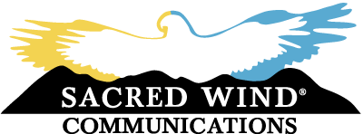 Sacred Wind Communications logo